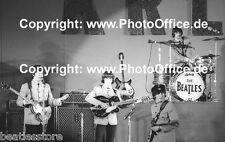 Beatles Hollywood Bowl 1965 RARO 30x45cm concerto FOTO POSTER, John Lennon