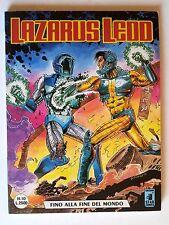 Lazarus Ledd n. 10 - Fino alla fine del mondo * ed. Star Comics