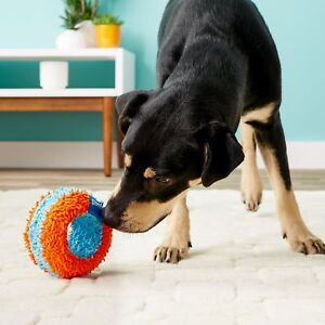 Chuckit Indoor Roller RING -Soft Play Launcher Thrower Dog Puppy Interactive Toy
