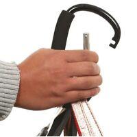 Baby Pushchair Stroller Pram Carts Clip Hook Hanging Bags Carabiner Hanger New