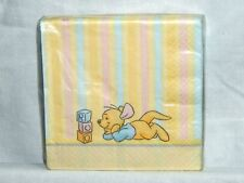 ~WINNIE THE POOH~ BABY ROO   16-DESSERT    PAPER  NAPKINS   PARTY SUPPLIES
