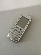 Nokia 6233 - Silver (Unlocked) Mobile Phone (Made in Germany)