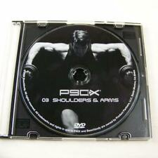 NEW P90X Replacement DVD Disc 03 Shoulders & Arms Tony Horton Beachbody Fitness