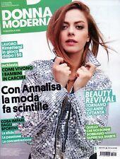 Donna Moderna 2018 42.Annalisa Scarrone,Donatella Versace,Bianca Guaccero