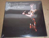 ROSEMARY CLOONEY Sings the Music of Harold Arlen - Concord CJ-210 SEALED