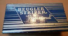 VINTAGE BEUGLER STRIPER PROFESSIONAL PINSTRIPING TOOL WITH 3 EXTRA HEADS