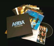 ABBA - The Albums (2008)  9CD Box Set  NEW/SEALED  Official box set gift present