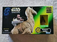 1997 Kenner Star Wars Ronto and Jawa Exclusive Action Figure POTF New Sealed