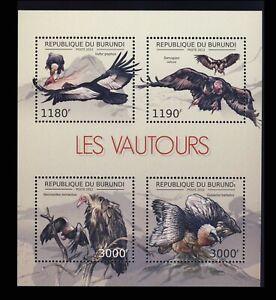 Burundi 25  2012  MNH  Birds Fauna