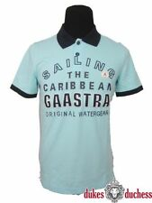 Camicie casual e maglie da uomo blu Gaastra