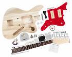 Rocktile JAG-Design E-Gitarre Bausatz selber bauen Do It Yourself Kit DIY Set for sale