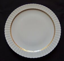 Antique Porcelain B&C Bernardaud Limoges Porcelain Gadroon Dinner plate 32 avail
