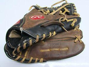 "Rawlings P150MT 11½"" Zero Shock Youth Baseball Softball Glove Right Hand Throw"