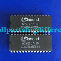 1pcs W27E257-12 DIP-28 Winbond Test Good Quality ICs