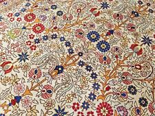 "Very fine Turkish Hereke rug %100 Silk 3'1''x4'6"" ~ 576 KPSI"
