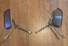 West Coast Mirrors Type Rat Rod Stainless Steel Econoline FORD CHEVROLET DODGE
