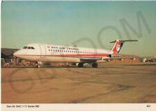 BAC 1-11 Série 500 short haul jet airliner DAN-AIR LONDON - SKILTON'S AIRCRAFT