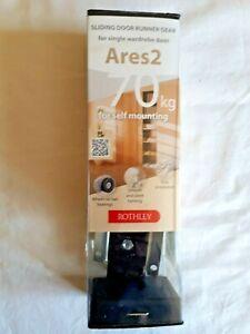 ROTHLEY Ares 2 Sliding Door Gear for Single Wardrobe Door - 70kg