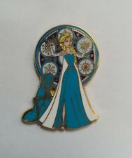 PINS DISNEY FANTASY PIN ELSA ANNA FROZEN KINGDOM HEARTS #1