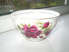 Colclough Sugar Bowl Pink Roses Bone China 2nd Quality British