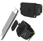 Navitech Detachable Running Armband For Nokia 9 PureView NEW