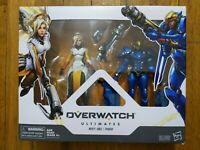 NEW - Overwatch Ultimates Series Pharah and Mercy Dual Pack (11A)