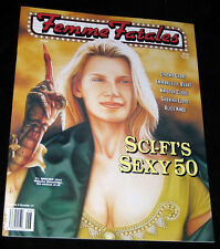 1997 Femme Fatales SCI FI's SEXY 50 STARS Alice Krige (LIKE NEW COPY)