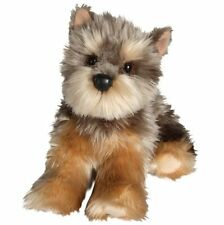 "Douglas Yettie Yorkie Plush Toy Dog Stuffed Animal 12"" Yorkshire Terrier Cuddle"