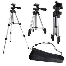 FR_ LC_ universel Léger Portable Aluminium caméra caméscope Trépied Support