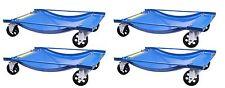 4 chariots de manutention de voiture chariot de visite jusqu'à 450kg