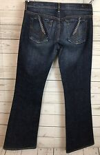 Citizens of Humanity Womens Jeans Low Waist Flair Embroidered Big Sur 092 sz 30