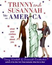 Trinny and Susannah Take on America: What Your Clothes Say About You, Constantin