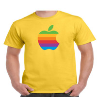 Apple Logo T Shirt Men's and Youth Sizes