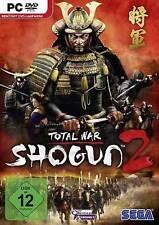 PC juego de ordenador *** Shogun 2 Total War *** nuevo * New