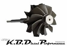 10 Blade Turbine Wheel Shaft 6.6l Duramax LLY Chevy GMC 2005 & 6.0l Powerstroke