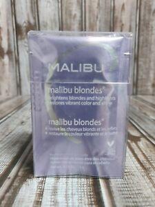 12x Malibu C Malibu Blondes - Wellness Remedy Hair & Scalp Treatment - 5g ea