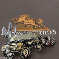 Pin's Folies *** Demons et Merveilles Automobile 4*4 cactus Toyota Runner