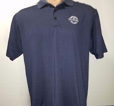 Adidas Men Polo Shirt L Golf Puremotion PGA National Palm Beach Resort Spa