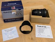 Tokina AT-X Pro 116 11-16 mm F/2.8 DX II Objektiv - für Canon