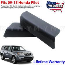83583SZAA03ZB Genuine Honda Pilot Drivers Door Arm Rest Pad Left Black 09-15