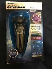 Philips Norelcon 5100 Wet & Dry Black Cordless Shaver
