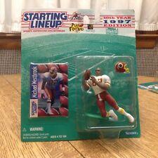 1997 STARTING LINEUP NFL Michael Westbrook Washington Redskins Football Kenner