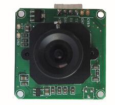 Spinel 0.3MP serial JPEG Camera Module RS232 NTSC, P/N: SC03MPD_232