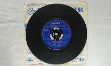 "KITTY KALLEN: HEAVEN HELP ME / MAKE LOVE TO ME. 1960 PHILIPS 7"" SINGLE 45 RPM"