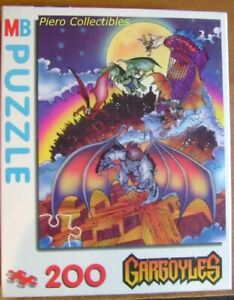 Gargoyles Puzzle 200 Pieces Asst. 14427 MB