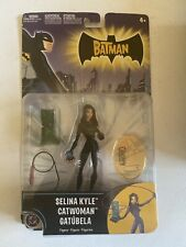 The Batman Selina Kyle Catwoman 5 inch Action Figure Mattel MOC 2005