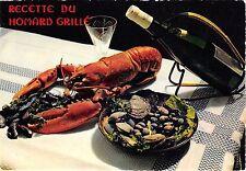 BR127 Recette du homard grile Recette    france