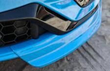 volvo S60 V60 R DESIGN front bumper winglets splitters spoiler L R POLESTAR