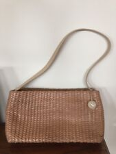 Vintage Monsac Purse Handbag Braide