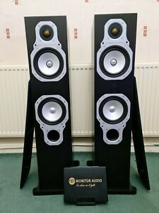 Monitor Audio Gold Reference GR20 in Black Oak